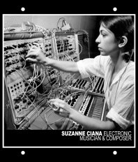 Suzanne Ciani Blank Panel