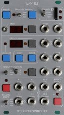 Eurorack Module ER-102 (Nostalgia) from Orthogonal Devices