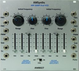 AM8027 Dual VCO