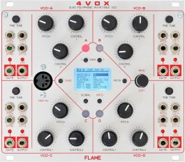 Eurorack Module 4VOX from Flame