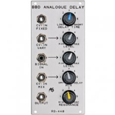 RS-440 BBD Delay