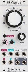 Eurorack Module Warps from Mutable instruments