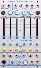 Buchla Module Model 207 from Buchla