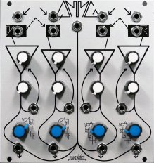 QMMG (Blue/White Knobs)