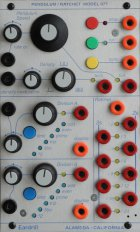 Buchla Module PendulumRatchet from EarDrill