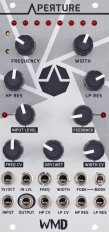 Eurorack Module Aperture from WMD