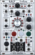 Eurorack Module Reflex LiveLoop from SDS Digital