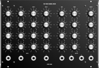 SW 984 FOUR CHANNEL MATRIX MIXER