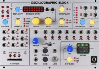 Oscillographic Block