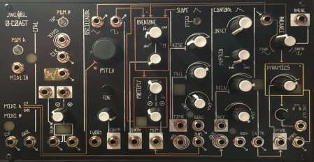 Eurorack Module 0-Coast* from Make Noise