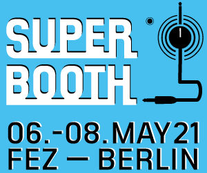 Superbooth 2021